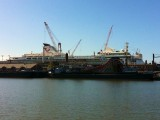 Mein-Schiff-2-Umbau-Lloyd-Werft-17.April-2011-1