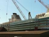 Mein-Schiff-2-Umbau-Lloyd-Werft-17.April-2011-5