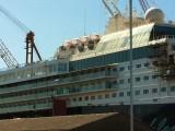 Mein-Schiff-2-Umbau-Lloyd-Werft-17.April-2011-8