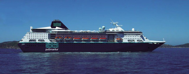 MS Empress / © Pullmantur