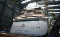 Norwegian Cruise Line bekommt vier Kreuzfahrtschiffe von Fincantieri