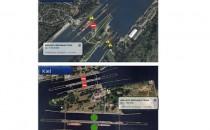 Nord-Ostsee-Kanal: Wartezeiten und Verkehr an den Schleusen ansehen
