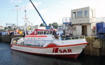 Neuer Seenotkreuzer SK34 für Sylt ist fertig