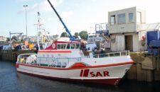 Seenotretter stellen Zwischenbilanz für 2013 vor