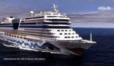 Fernseh-Werbung von AIDA Cruises