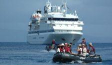 Silver Discoverer: Luxus und Forschung auf einem Schiff