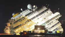 Taucher stirbt am Costa Concordia Wrack