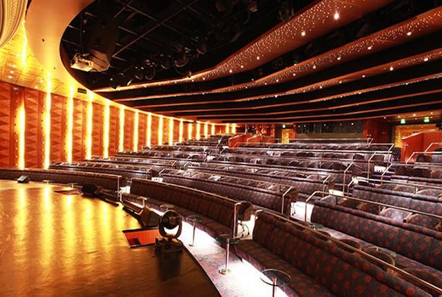 Ravello Theater auf der Costa neoRiviera / © Costa Kreuzfahrten