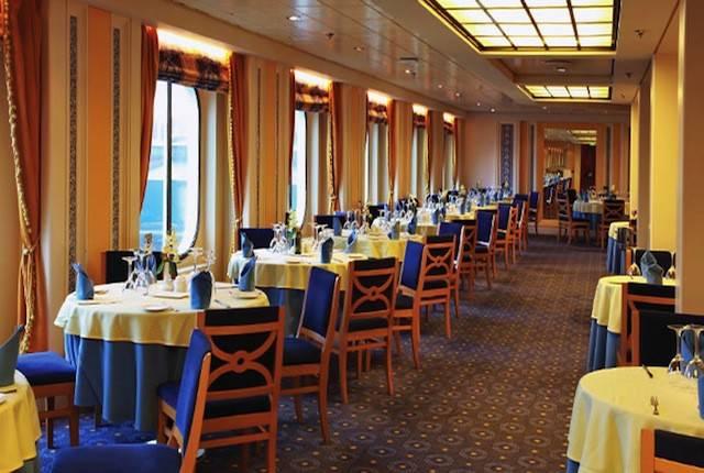 Saint Tropez Restaurant der Costa neoRiviera / © Costa Kreuzfahrten