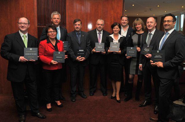 Alle Gewinner des deutschen Kreuzfahrtpreis 2014