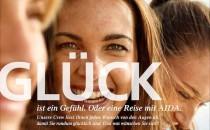 Saatchi und Saatchi verantwortlich für neue AIDA Markenkampagne
