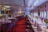 Hauptrestaurant von MS Azores