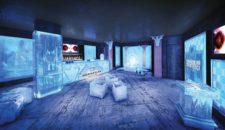 Norwegian Getaway bekommt Eisbar mit Miami-Eis-Skulpturen