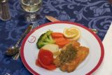 Speisen auf MS Azores