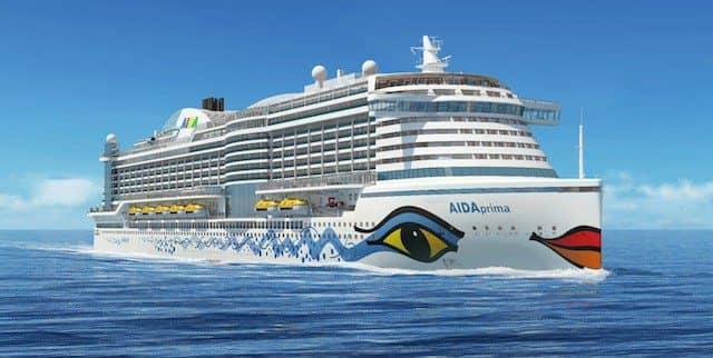AIDAprima / © AIDA Cruises