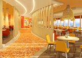 """Familien-Restaurant """"Fuego Restaurant"""" auf AIDAprima / © AIDA Cruises"""