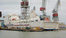Stena Baltica nimmt Betrieb auf zwischen Gdynia und Karlskrona