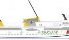 Fassmer Werft baut neues Helgolandschiff für Reederei Cassen Eils