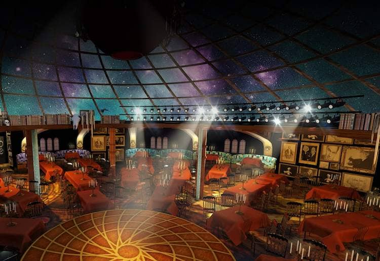 Illusionarium auf Norwegian Getaway / © Norwegian Cruise Line