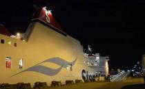 Erster Herbststurm behindert Fährverkehr in der Nord- und Ostsee