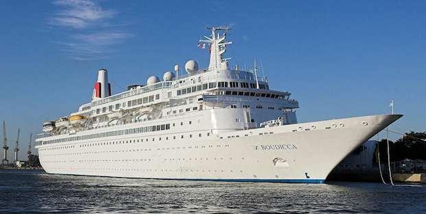 Boudicca von Fred Olsen Cruise Line / © Lloyd Werft
