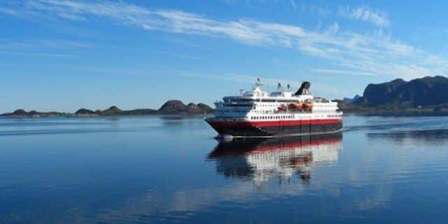 MS Nordkapp / © Hurtigruten
