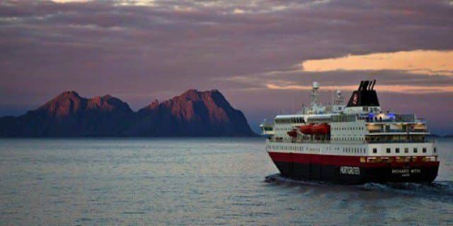 MS Richard With / © Hurtigruten