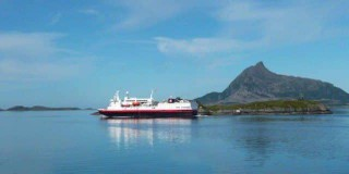 MS Vesteralen / © Hurtigruten