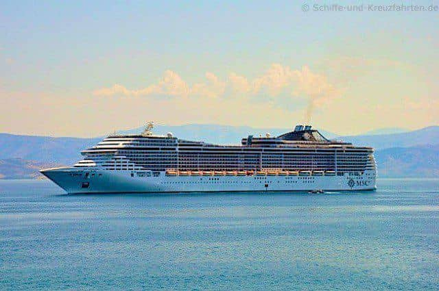 MSC Fantasia: 12 Tage Mittelmeer in der Balkonkabine mit Flug
