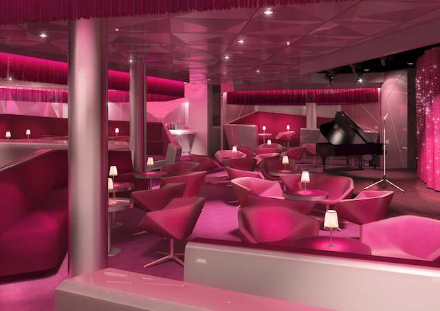 Nightfly Nachtclub im Bug der AIDAprima / © AIDA Cruises