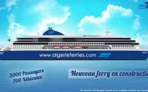 Algerie Ferries schreibt Neubau aus