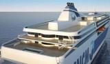 Geplanter Neubau für die Reederei SNCM - Bildquelle: Stirling Design International
