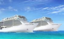 NCL bestellte zwei 164.000 BRZ große Kreuzfahrtschiffe bei der Meyer Werft