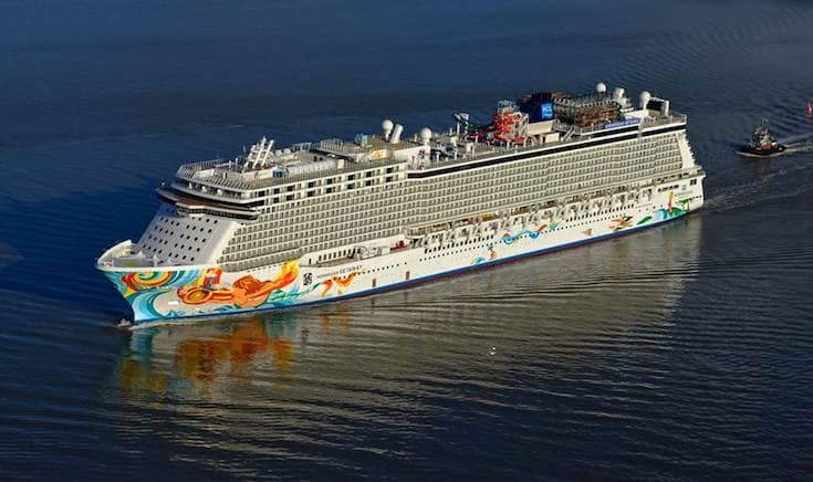 Norwegian Getaway / © Norwegian Cruise Line