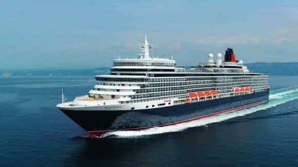 Queen Elizabeth Weltreise 2015 ab Hamburg