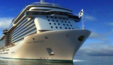 "Originale Loveboat-Crew tauft ""Regal Princess"""
