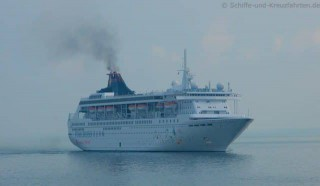 SuperStar Libra von Star Cruises in Penang