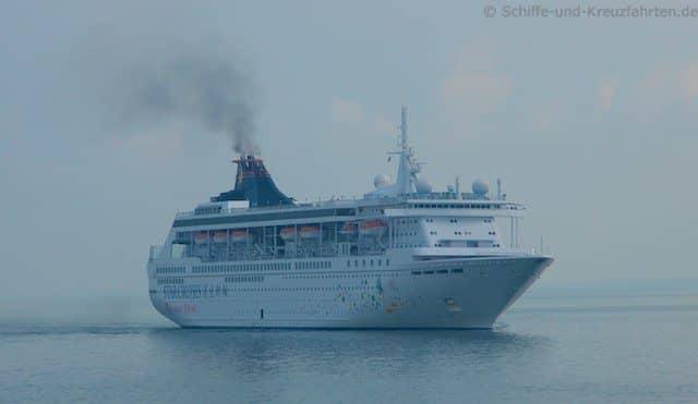 SuperStar Libra von Star Cruises in Penang