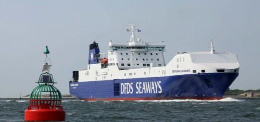Britannia Seaways - Bildquelle: DFDS Seaways