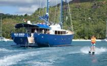 Marathon und Kreuzfahrt auf den Seychellen