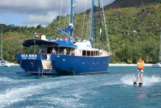 Sea Bird von Silhouette Cruises / © Silhouette Cruises