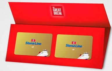 Mit Stena Line Facebook-Freunden Danke sagen und zu zweit per Minitrip nach Schweden fahren