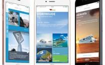 AIDA App: Webcam, Position & Deckpläne immer dabei