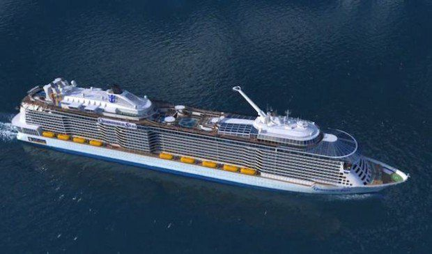 Anthem of the Seas / Royal Caribbean