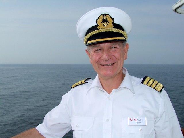 Mein Kapitän Bewertung