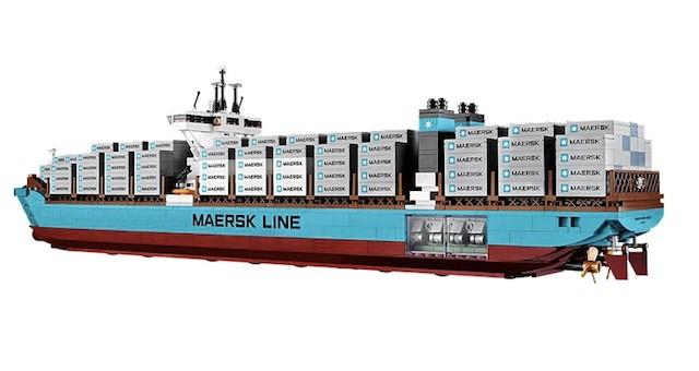 Maersk Mc-Kinney Møller: Legobausatz 10241 / © Lego.com