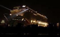 Norwegian Getaway muss noch einmal in die Werft nach Rotterdam