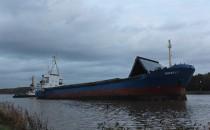 Siderfly erfolgreich im Nord-Ostsee-Kanal geborgen