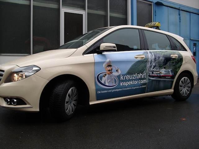Kreuzfahrtinspektor Taxi in Hamburg