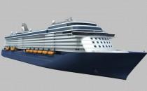 Mein Schiff 5 soll in 2016 in Dienst gestellt werden